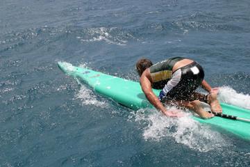 Paddleboard Rider
