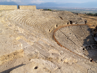 Ancient amphitheater