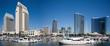 Leinwandbild Motiv San Diego Bay