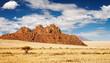 Rocks of Namib Desert, Namibia