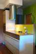 Trendy kitchen interiror