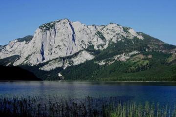 Altausseersee mit Trisselwand