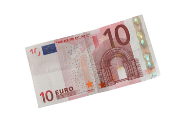 10 euro note
