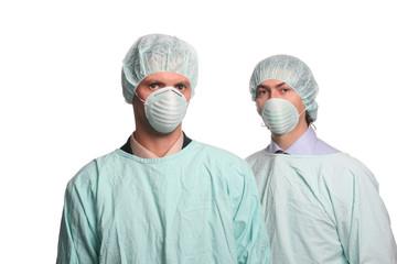 teams of nurses