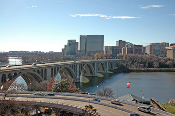 Key Bridge - Rosslyn