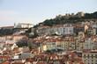 Zentrum von Lissabon