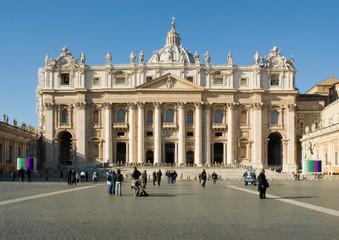 Petersdom, Vatican, Rom