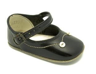 Vintage mary jane baby shoe