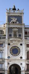 Horloge de la place Saint Marc à Venise
