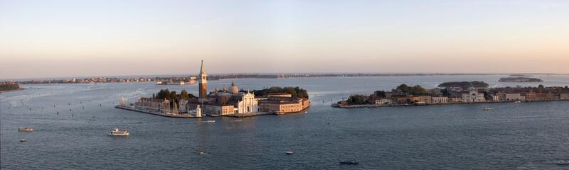 Vue sur le San Giorgio Maggiore - Venise
