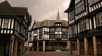 Chersterfield Mock Tudor