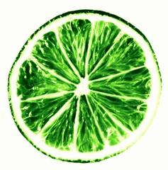 intense lime