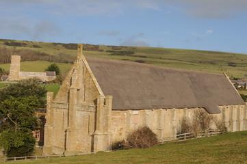 tithe barn Abbotsbury