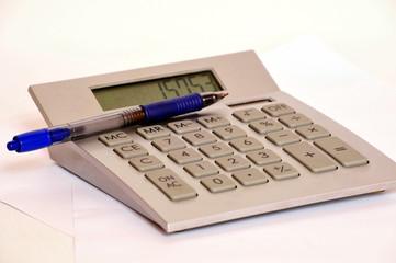 Taschenrechner Finanzen