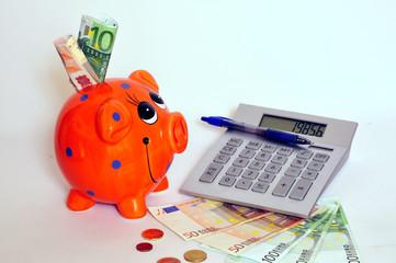 Finanzen & Geld Sparschein