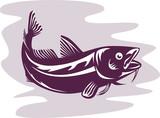 Atlantic Cod poster