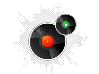 Vinyl Disks