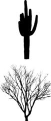 Tree Silhouettes i