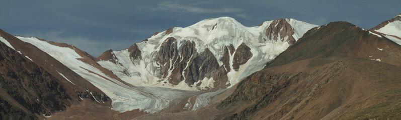 Bergpanorama Mongolei