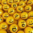 smiley block box