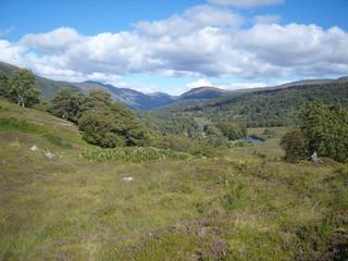 Scotland: Glen Lyon