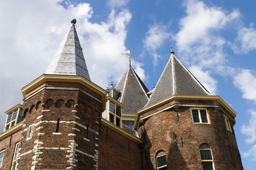 The Waag (Old Weigh House) - detail