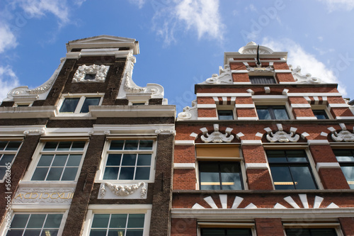Old buidings in Amsterdam