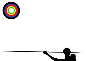 Olympics Athletics Javelin Throw Male