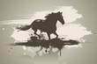 roleta: horse