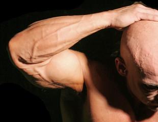 Biceps de hombre