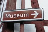 In Richtung Museum