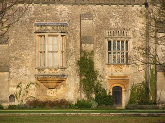 The Oriel Window, Lacock Abbey