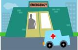 emergency unit poster