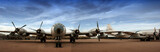 Boing B-29 Superfortress (Panorama mare)