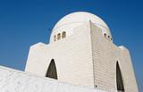 Mazar-e-Quaid- mausoleum of the founder of Pakistan poster