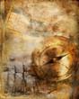 """island of treasures""  background"