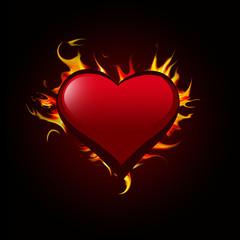 Ardent heart