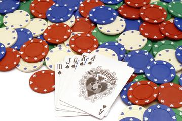 Winning Gambler