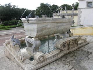 Vizcaya Museum & Garden in Miami, Florida