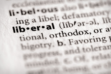 """liberal"". Many more word photos for you in my portfolio...."