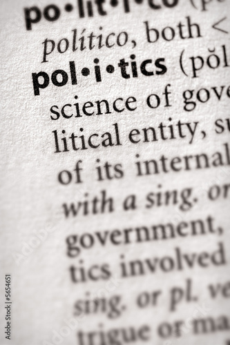 poster of politics. Many more word photos for you in my portfolio....