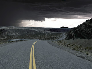 Camino Siniestro
