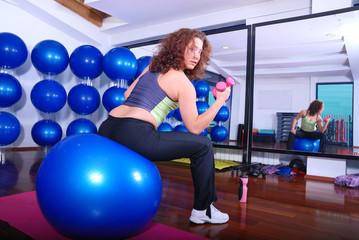 Female Weightlifting