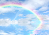 Rainbow Vista poster