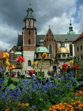 Wawel cathedral poster
