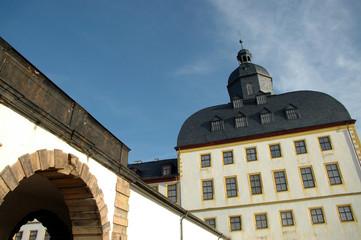 Schloß  Friedensreich Gotha