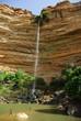 Cascade au pays Dogon