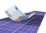 economie solaire poster