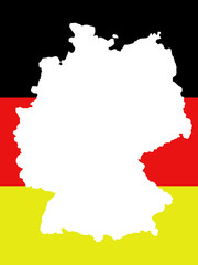 outlined germany