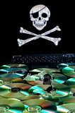 Software piracy poster